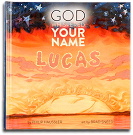 God Whispered Your Name Book Cover