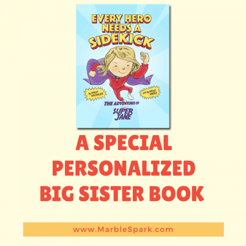 Special Big Sis Book