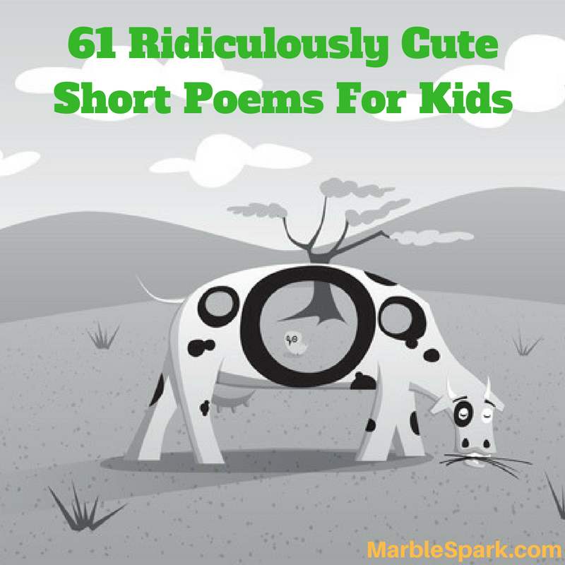 The Absolute Best Short Poems for Kids