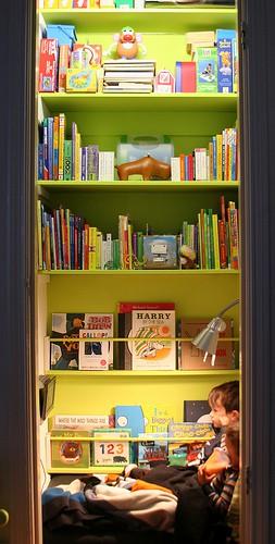 in-a-closet
