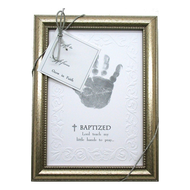 baptism handprint