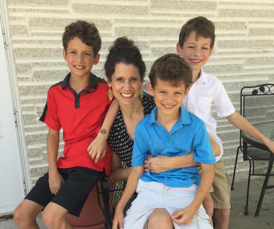 Blog 5_Early Motherhood