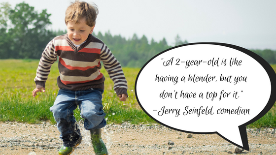 funny parenting quote jerry seinfeld