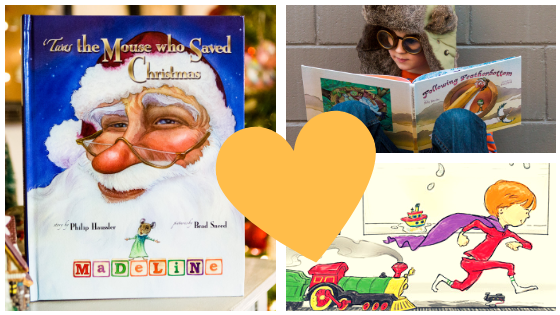 custom children's books