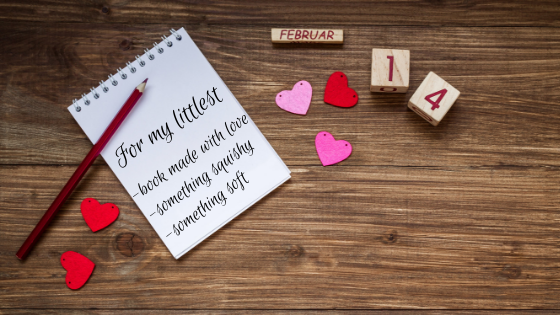 Valentine's Day gift ideas for the kids