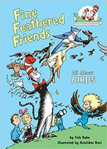 bird books for kids
